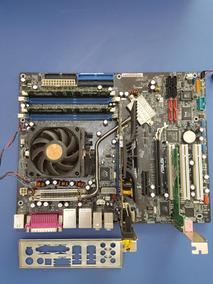 Kit Placa Mãe Asus A8n-sli Premium/2gb/athlon 64 X2+brinde