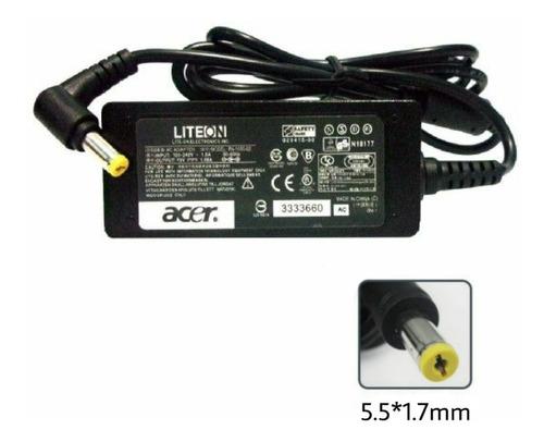 Imagen 1 de 1 de Cargador Acer 19v 1.58a Punta 5.5*1.7mm **tienda Física**