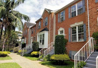 Casa Em Brooklin Paulista, São Paulo/sp De 240m² 4 Quartos À Venda Por R$ 1.300.000,00 - Ca122166