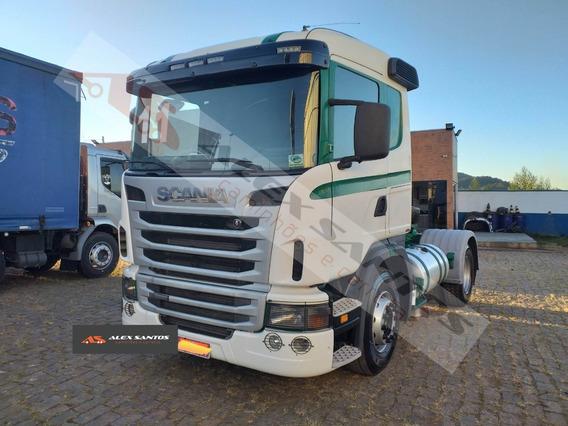 Scania G380 4x2 Retarder 2011