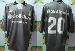 Camisa Futebol Ado Den Haag Holanda # 20 Leo Moura