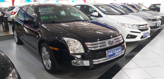 Ford Fusion Sel 2.3 Automático 2008