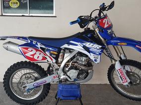 Yamaha Wr 25f 2013