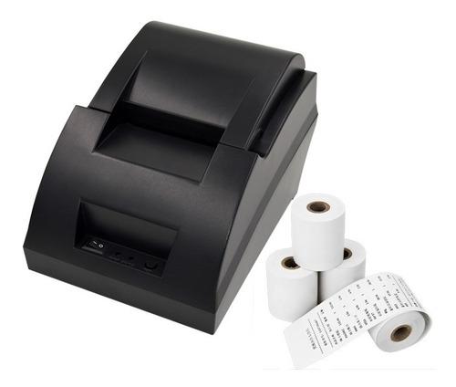 Imagen 1 de 9 de Impresora Térmica Homgrace Pos-5890c 58mm Alta Velocidad
