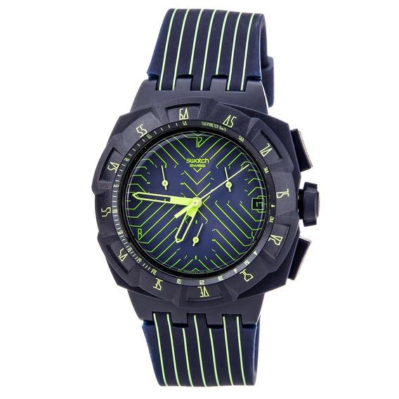 Relógio Swatch Fast Run Suin401