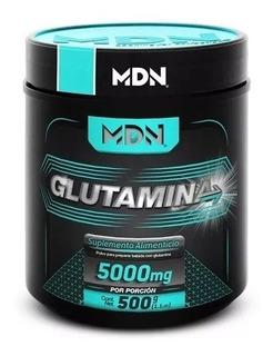 Glutamina Mdn - 500 Gramos 100 Porciones Envio Gratis