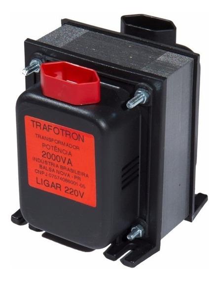 Auto Transformador Para Geladeira Freezer Frigobar 110v 220v