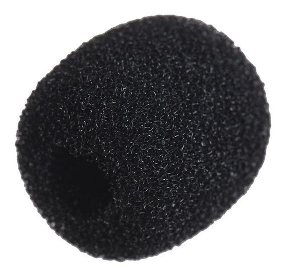 Espuma Para Microfone Lapela 5 Unidades Kit Econômico Micro