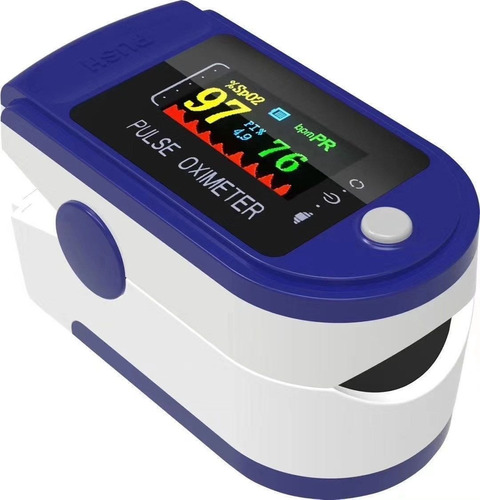 Oximetro Saturometro De Pulso Digital - Otec