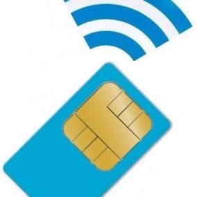 Chip M2m Telemetria Vodafone+plataforma+app Ilimitado