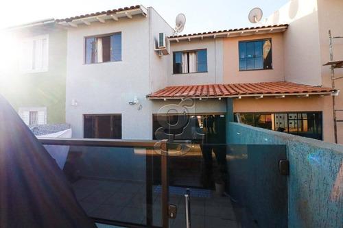 Sobrado Com 3 Dormitórios À Venda, 59 M² Por R$ 225.000,00 - Jardim Morumbi - Londrina/pr - So0129