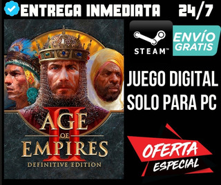 Age Of Empires 2 Definitive Edition // Pc // Steam