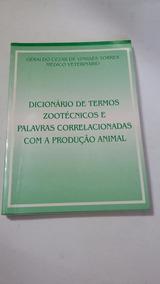 Dicionário De Termos Zootécnicos E Palavras Correlacionadas