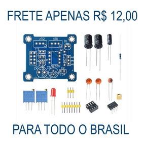 Ne555 Gerador Pulso Freq Pwm Arduino Pic 555 Diy