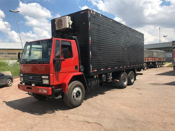 Ford Cargo 1618 Manual