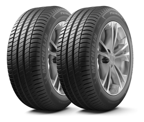 Kit X2 245/45 R18 100y Michelin Primacy 3 - Runflat - Fs6