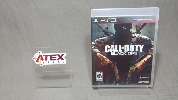 Call Of Duty Black Ops Para Playstation 3