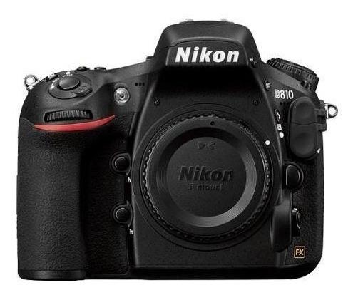 Nikon D810 Body 36,3 Mpx Lcd 3,2 Full Hd Tucuman