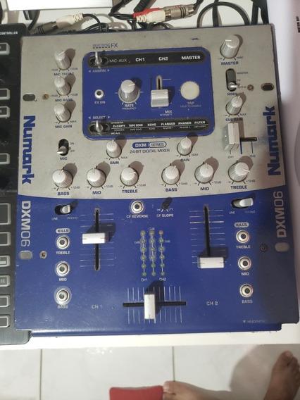 Mixer Numark Dxm06