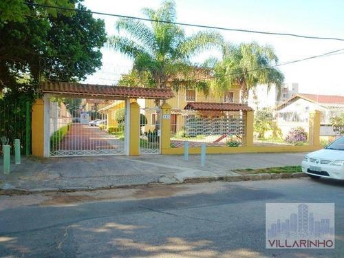 Casa Com 3 Dormitórios À Venda, Por R$ 320.000 - Aberta Dos Morros - Porto Alegre/rs - Ca0296