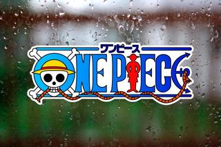 One Piece Logo Calco Sticker Vinilo Troquelado