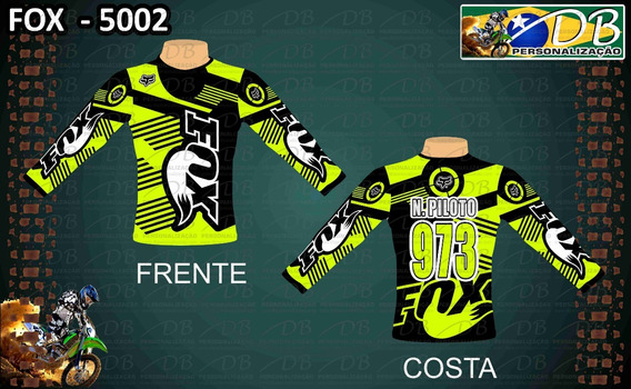 Camiseta Motocross Trilha Off Road - Cod - 5.002