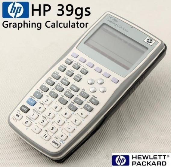 Calculadora Cientifica Hp 39gs
