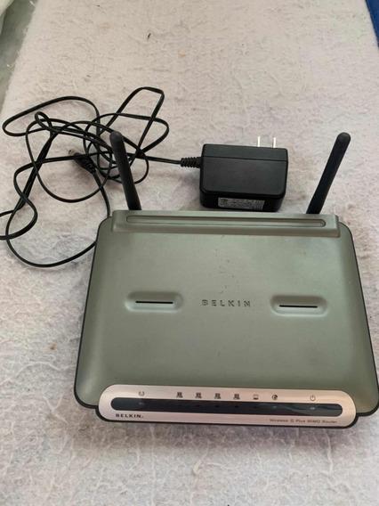 Router Marca Belkin