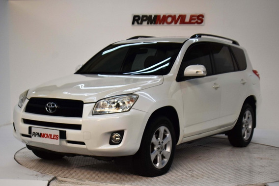 Toyota Rav4 2.4 At Full 4x2 Lv 2012 Rpm Moviles