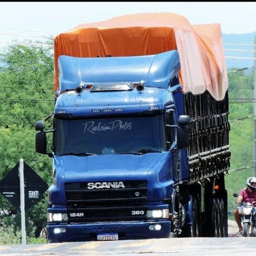 Imagem 1 de 8 de Scania 124