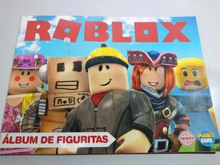 Album Figuritas Roblox Con 5 Faltantes