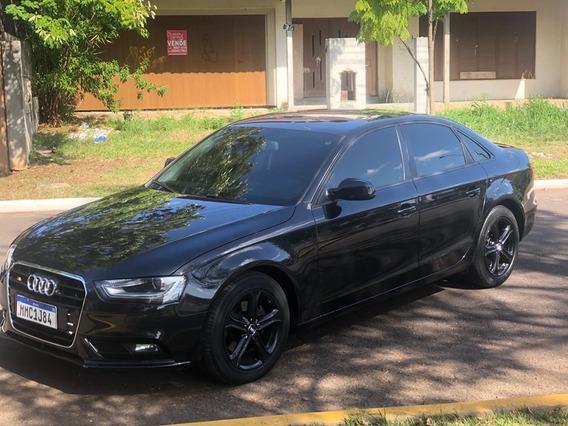 Audi - A4 2.0 Tfsi 16v Com Teto Solar - Top Linha-