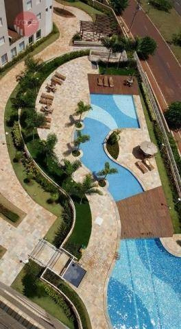 Apartamento Com 3 Dormitórios À Venda, 101 M² Por R$ 530.000 - Jardim Botânico - Ribeirão Preto/sp - Ap4679
