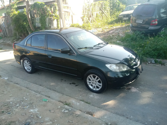 Honda Civic 1.7 Lx Gasolina 4p Manual