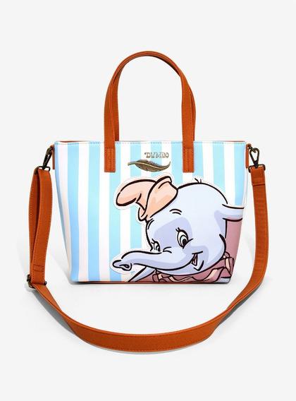 Bolsa Tote Disney Dumbo Pelicula Elefante Original Loungefly