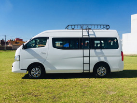 Nissan Urvan 2.5 15 Pas Amplia Aapack Seg Mt
