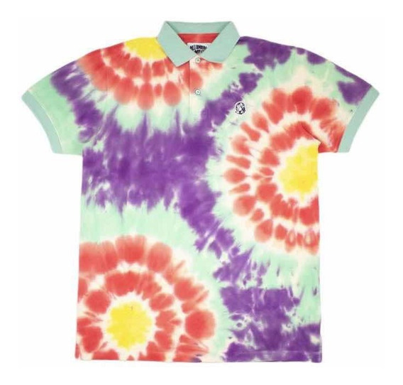 Playera Polo Billionaire Boys Club Tie Dye Original