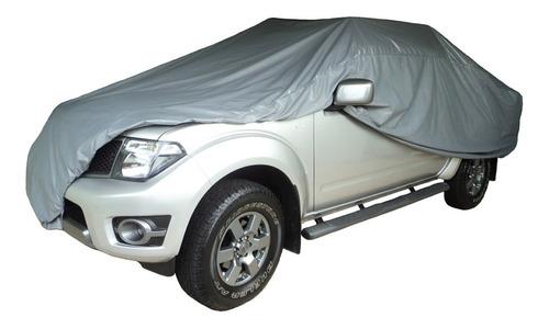 Imagen 1 de 2 de Funda Auto Camioneta Doble Cabina Talle Especial Xgg Brasil