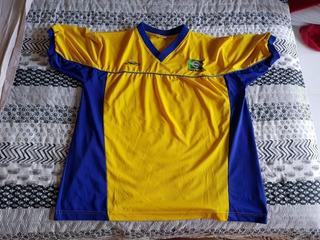 Olympikus - Remera De La Selección De Voley De Brasil