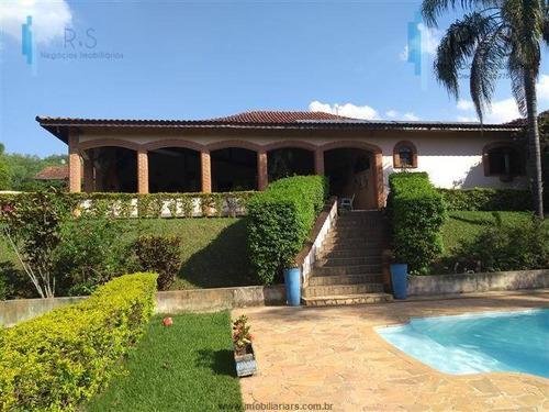 Chácara Com 3 Dormitórios À Venda, 3300 M² Por R$ 2.000.000,00 - Ponte Preta - Louveira/sp - Ch0003