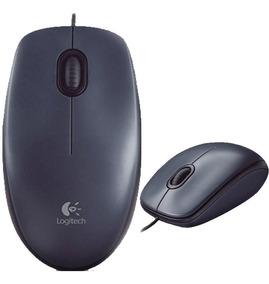 Mouse Logitech M90! Usb! 1000 Dpi!