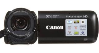 Canon Videocamara Vixia Hf R800 Negro