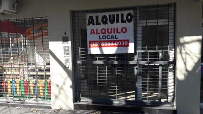 Local Ramos Mejía Muy Bueno Alquiler Dueño Directo