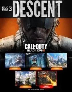 Dlc Descent Call Of Duty Black Ops 3 Ps4 Oferta !!!