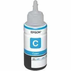 Tinta Refil Impressora Epson T664220 Azul
