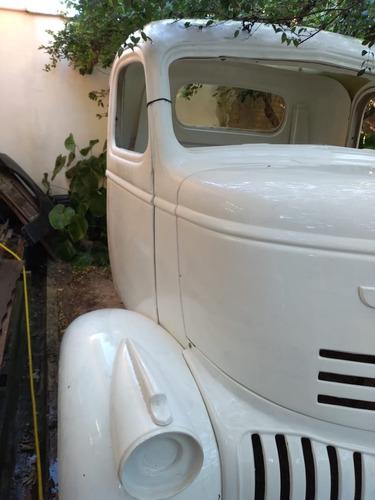 Imagem 1 de 14 de Kit Coe De Fibra Chevrolet 1946