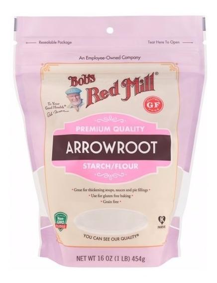 Harina Almidón Arrowroot Arrurruz Bob´s Red Mill 454g Se