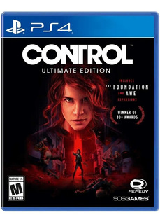 ..:: Control Ultimate Edition ::.. Ps4 En Game Center