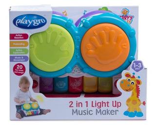 Instrumentos Musicales 2 En 1 Playgro