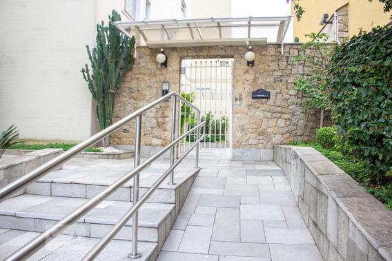 Apartamento No 3º Andar Com 3 Dormitórios E 2 Garagens - Id: 892985383 - 285383